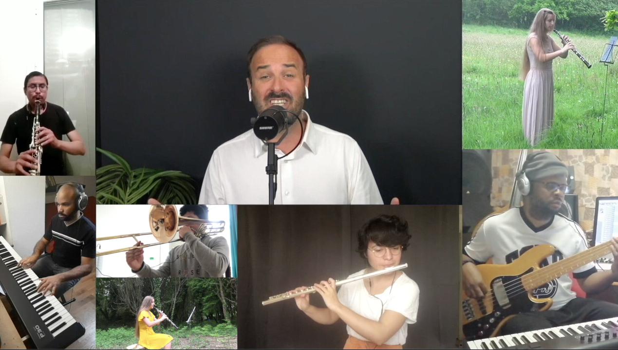 Pierre et les musiciens